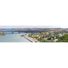 Eyupsultan Turkije - panoramische fotoprint