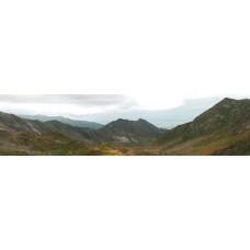 Fagaras Roemenië - panoramische fotoprint