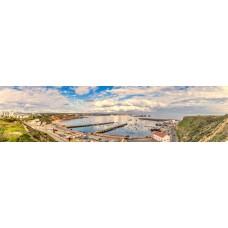 Fisher Indiana USA - panoramische fotoprint
