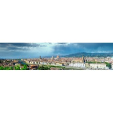 Florence Italie - panoramische fotoprint
