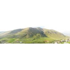Georgia - panoramische fotoprint