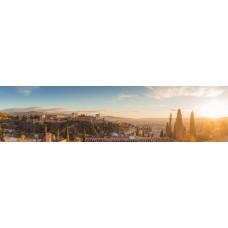 Granada Spanje - wandposter