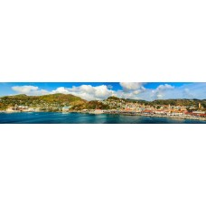 Grenada - Spanje - panoramische fotoprint