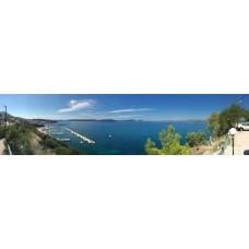 Griekenland - panoramische fotoprint