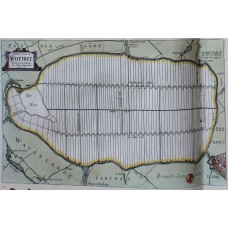 Kaart Purmer - 1622