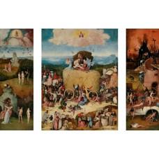 De Hooiwagen - Hiëronymus Bosch - 1516