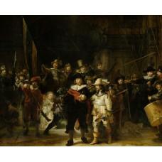 De Nachtwacht - Rembrandt - 1642