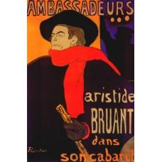 Ambassadeurs - Toulouse-Lautrec - 1892