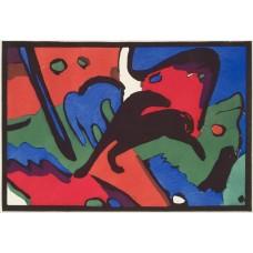 De blauwe ruiter - Marc en Kandinsky - 1912