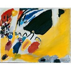 Impressie III - Concert - Kandinsky - 1911
