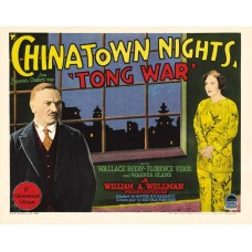 Chinatown nights - lobbykaart - 1929