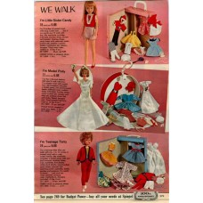 Barbie clones - Spiegel catalogus - 1965