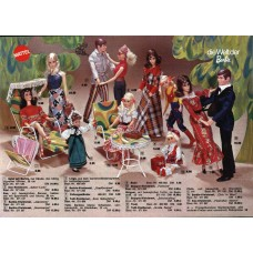 Barbie catalogus pagina Vedes 1972