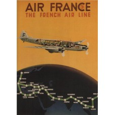 Air France poster - 1934