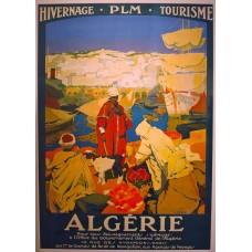 Algerije poster