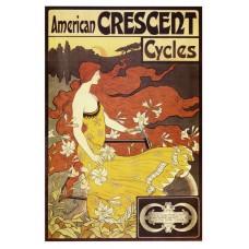 American Crescent fietsen - 1899