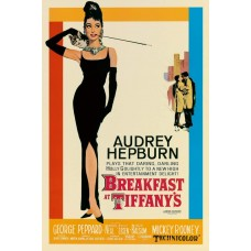 Breakfast at Tiffany's - 1961 - poster a