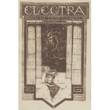 Electra affiche - 1920