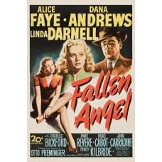 Fallen Angel - poster - 1945