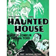 Haunted House - filmposter - 1928