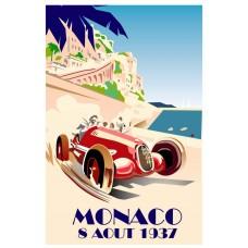 Grand Prix van Monaco - 1937
