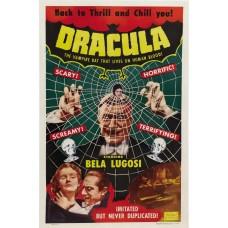 Dracula -  poster - 1931