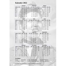 Elvis Presley kalender 2022