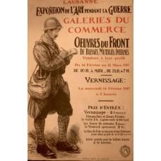 Art pendant la Guerre - Oorlogskunst 1917
