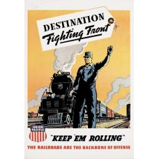 Destination Fighting front - Union Pacific - 2e Wereldoorlog
