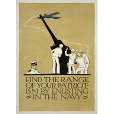 Find the range of your patriotism - poster - 1918